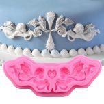 CUPID ANGEL MOULD