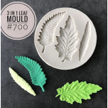 3 IN 1 LEAF MOULD