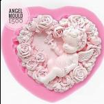 ANGEL HEART MOULD