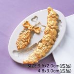 2 IN 1 FLOWER DRAPE AND TASSLE MOULD