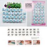 Alphabet Cutters
