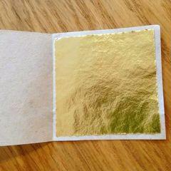 14 CM decorative Gold Leaf Sheets
