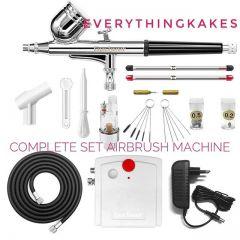 AIR BRUSH MACHINE