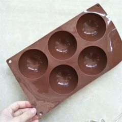 5 CAVITY CHOCOLATE MOLD