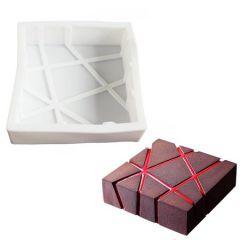 GIRD BLOCK CAKE MOUSSE MOLD