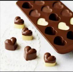HEART CHOCOLATE MOLD