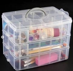 3 LAYER STORAGE BOX