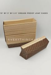 loaf cases    9 inches